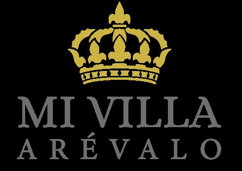 Mi villa Arévalo Logo
