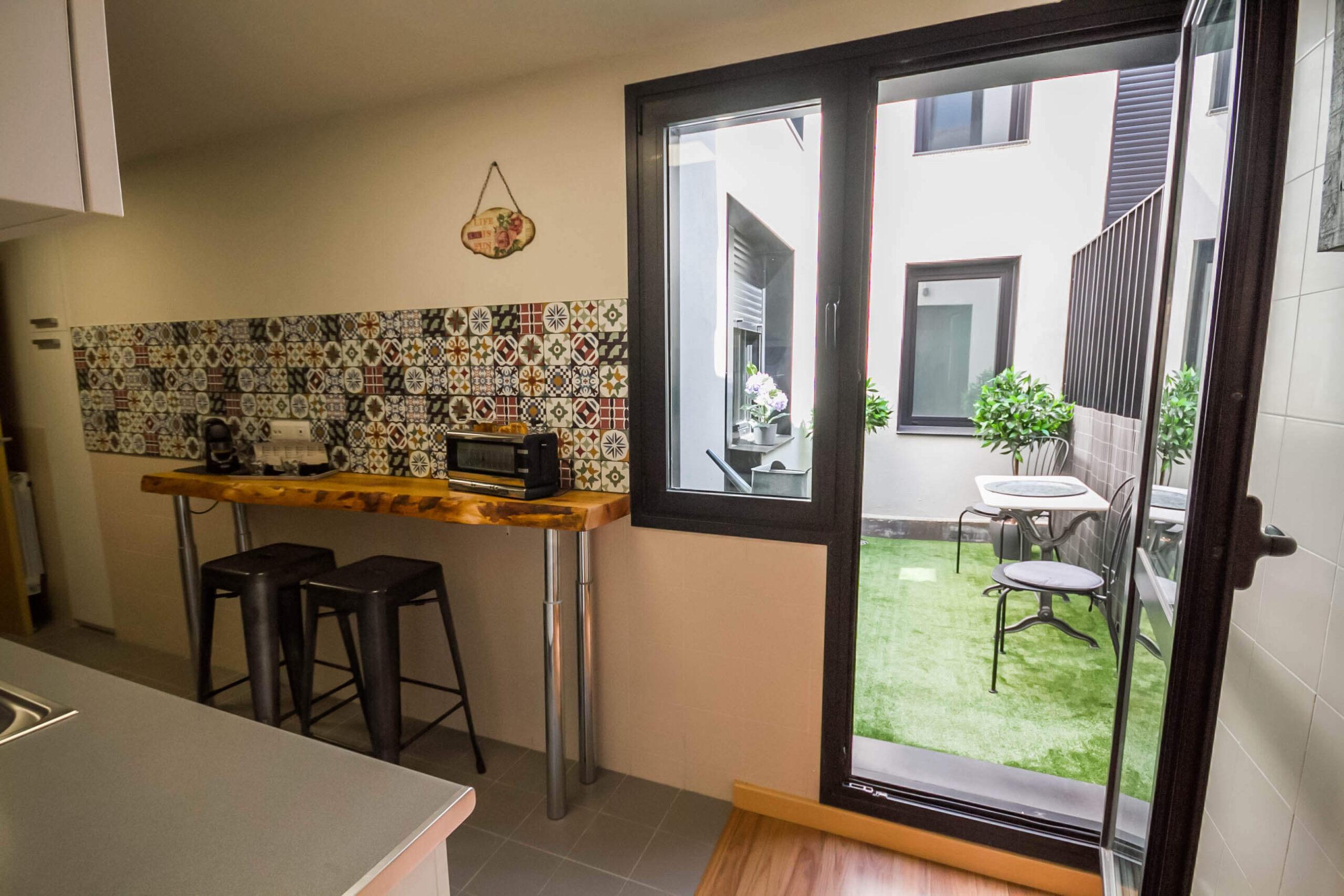 Mi villa Arévalo - Cocina