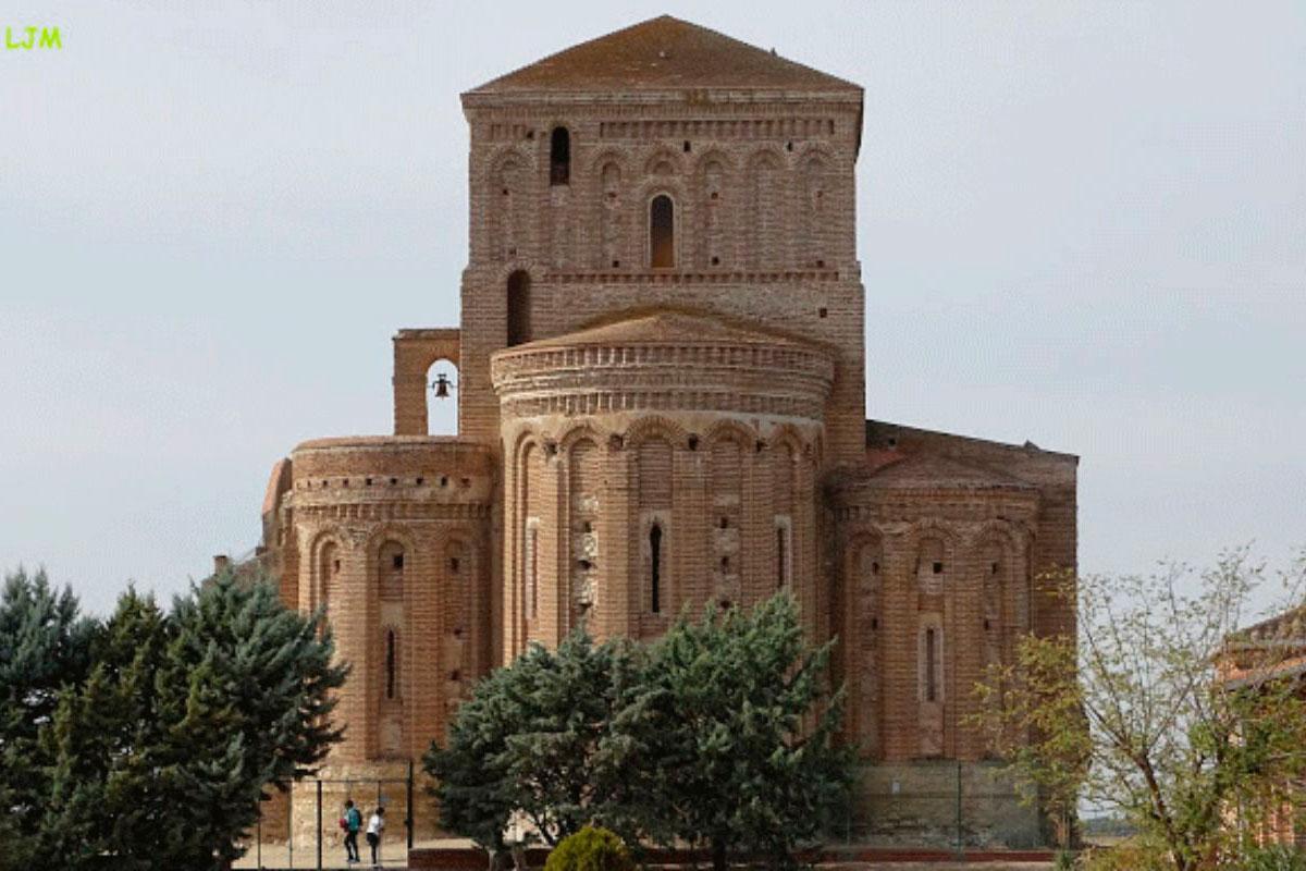 Mi villa Arévalo - Iglesia de la Lugareja