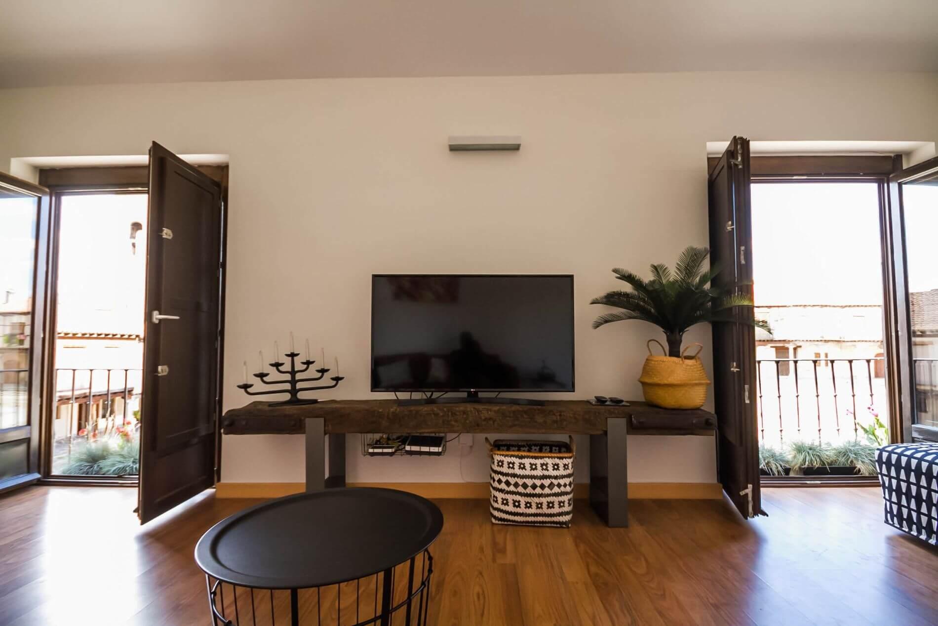 Mi Villa Arévalo - Salón