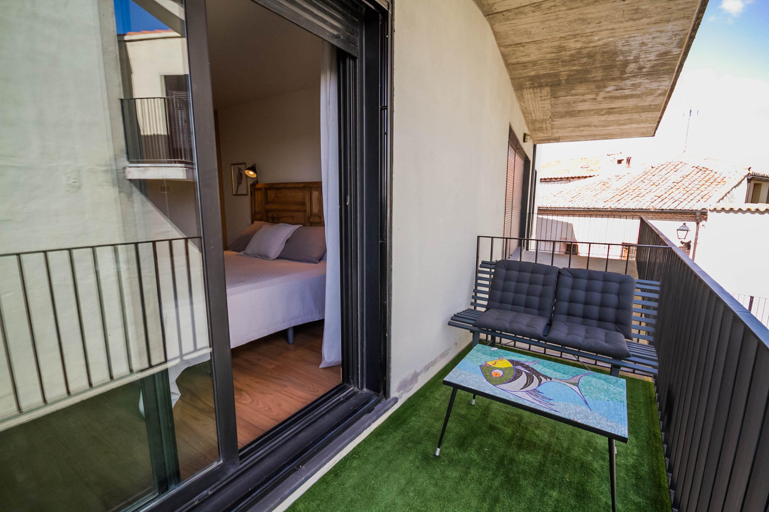 Mi Villa Arévalo - Terraza