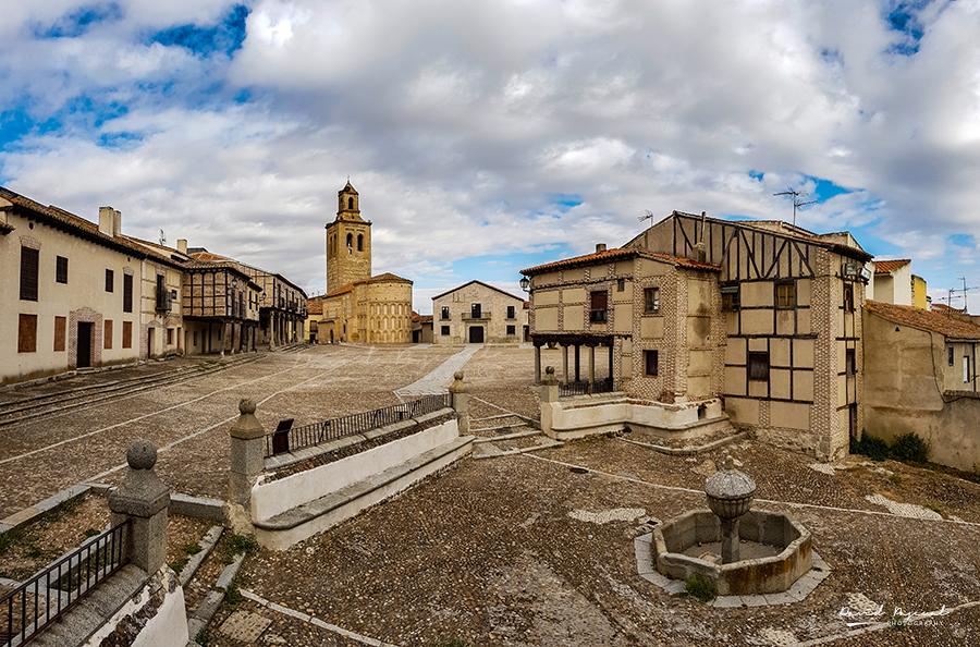Mi villa Arévalo - Plaza